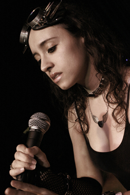 Lead Singer Nina.